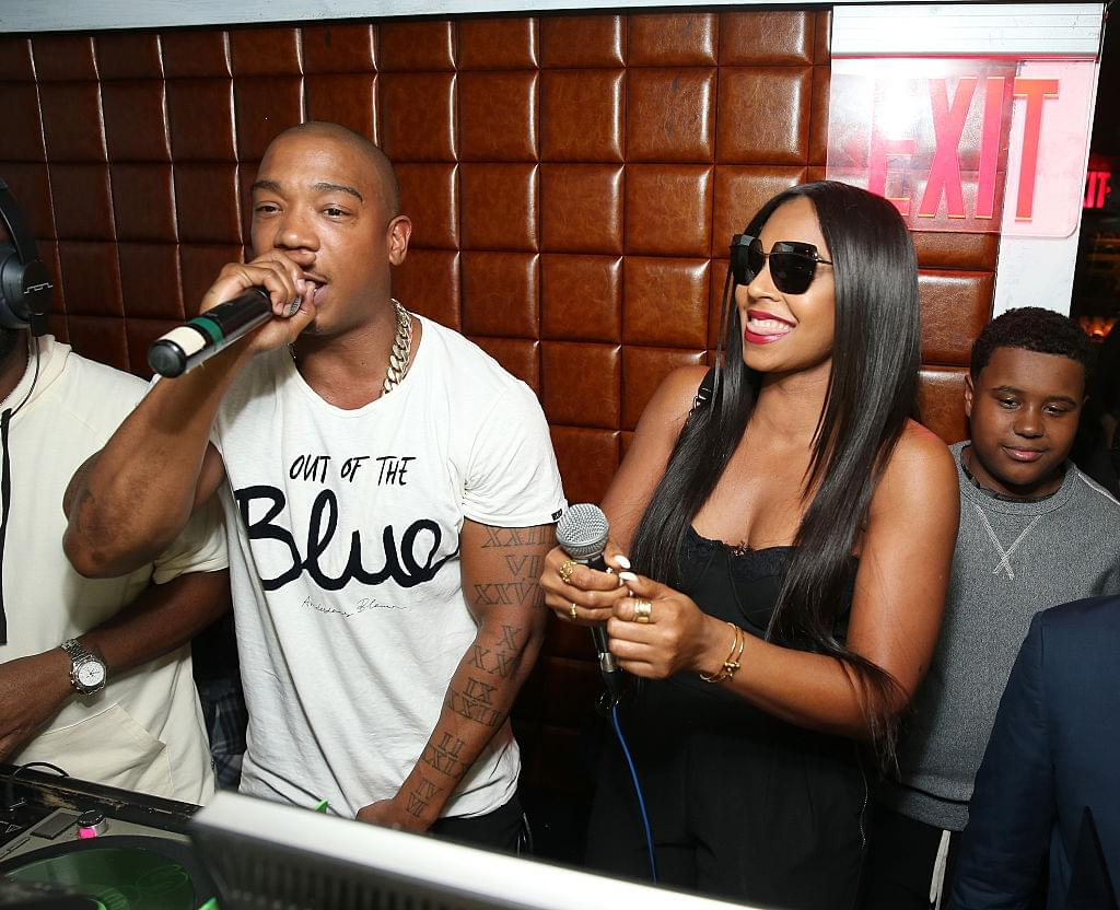 Ashanti Confirms Collab Album With Ja Rule
