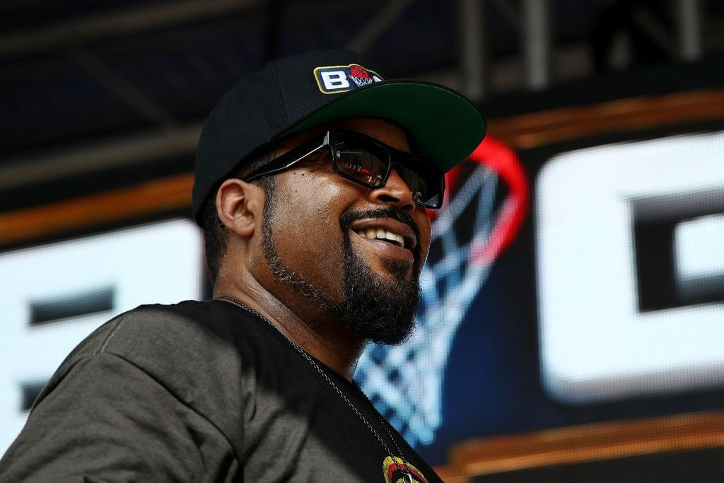 Ice Cube Wants To Create World Cup For Big3 Basketball League