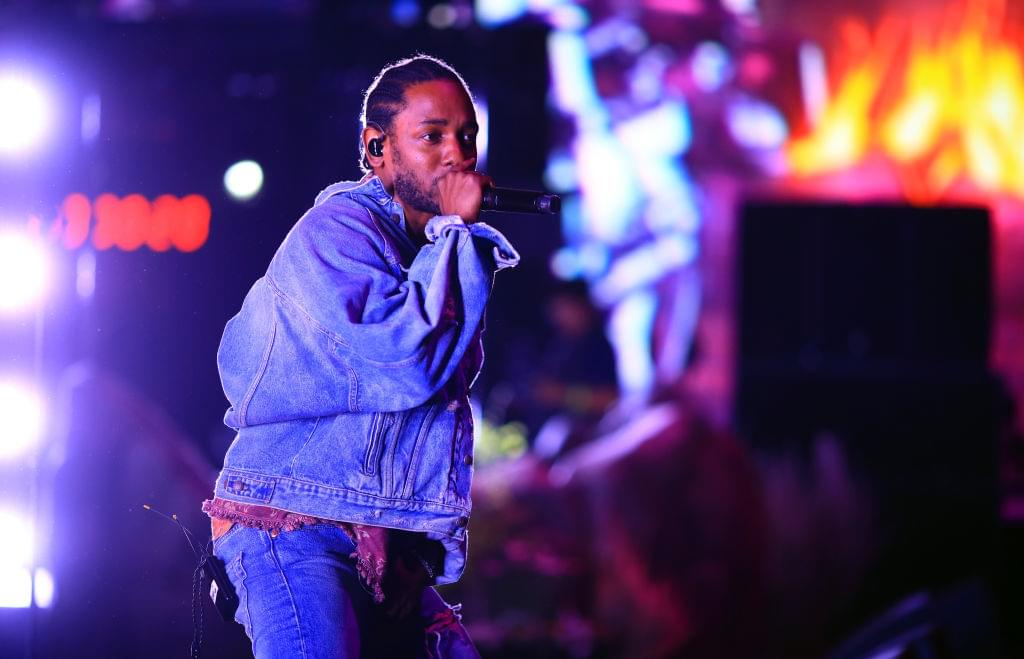 "Kendrick Lamar Calls Eminem One Of ""The Best Wordsmiths Ever"""