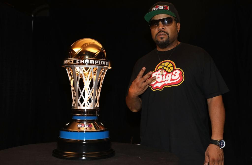 Ice Cube's BIG3 Will Allow Players To Use Marijuana-Based Treatments For Pain