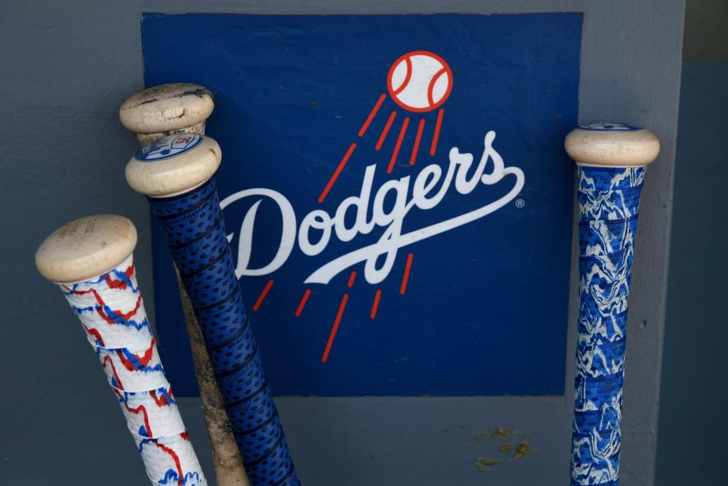 Dodgers Break Franchise Record For Homers In A Month