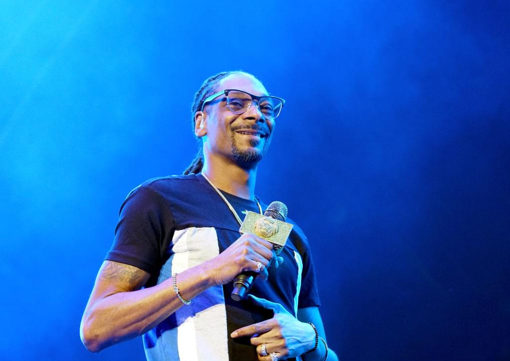 Snoop Dogg Invests $10 Million In British Weed Company