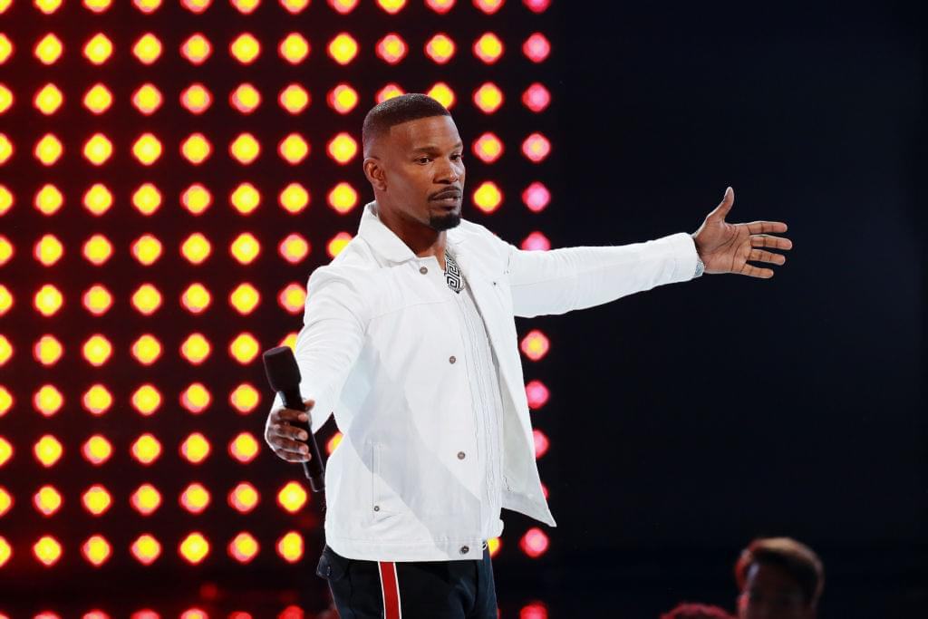 Jamie Foxx Won't Face Charges For Alleged Penis-Slapping Case