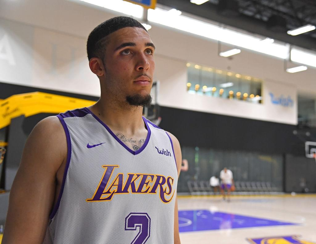 LiAngelo Ball To Join JBA's Los Angeles Ballers, Not Lakers