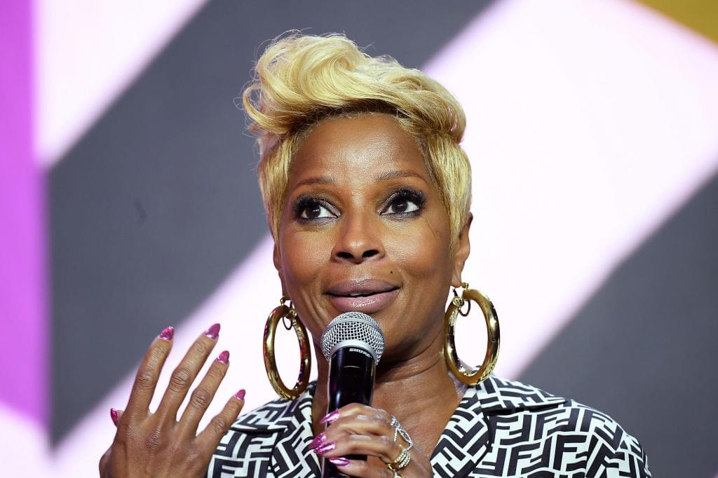 Mary J Blige Looking To Become Jewelry Mogul