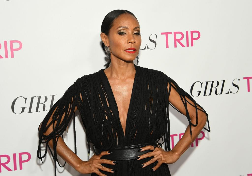 """Jada Pinkett Smith: """"[I Thought That] Everything Could Be Fixed By Sex."""""""