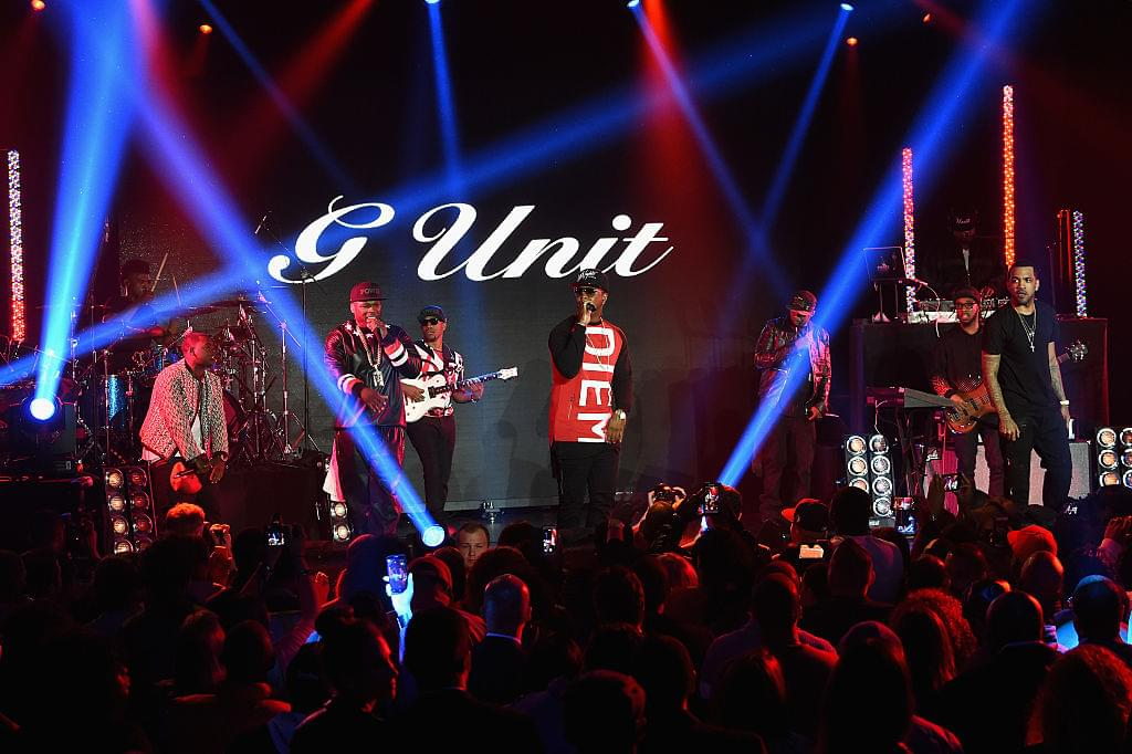 50 Cent Expected To Add G-Unit For Tour After Meeting With Game