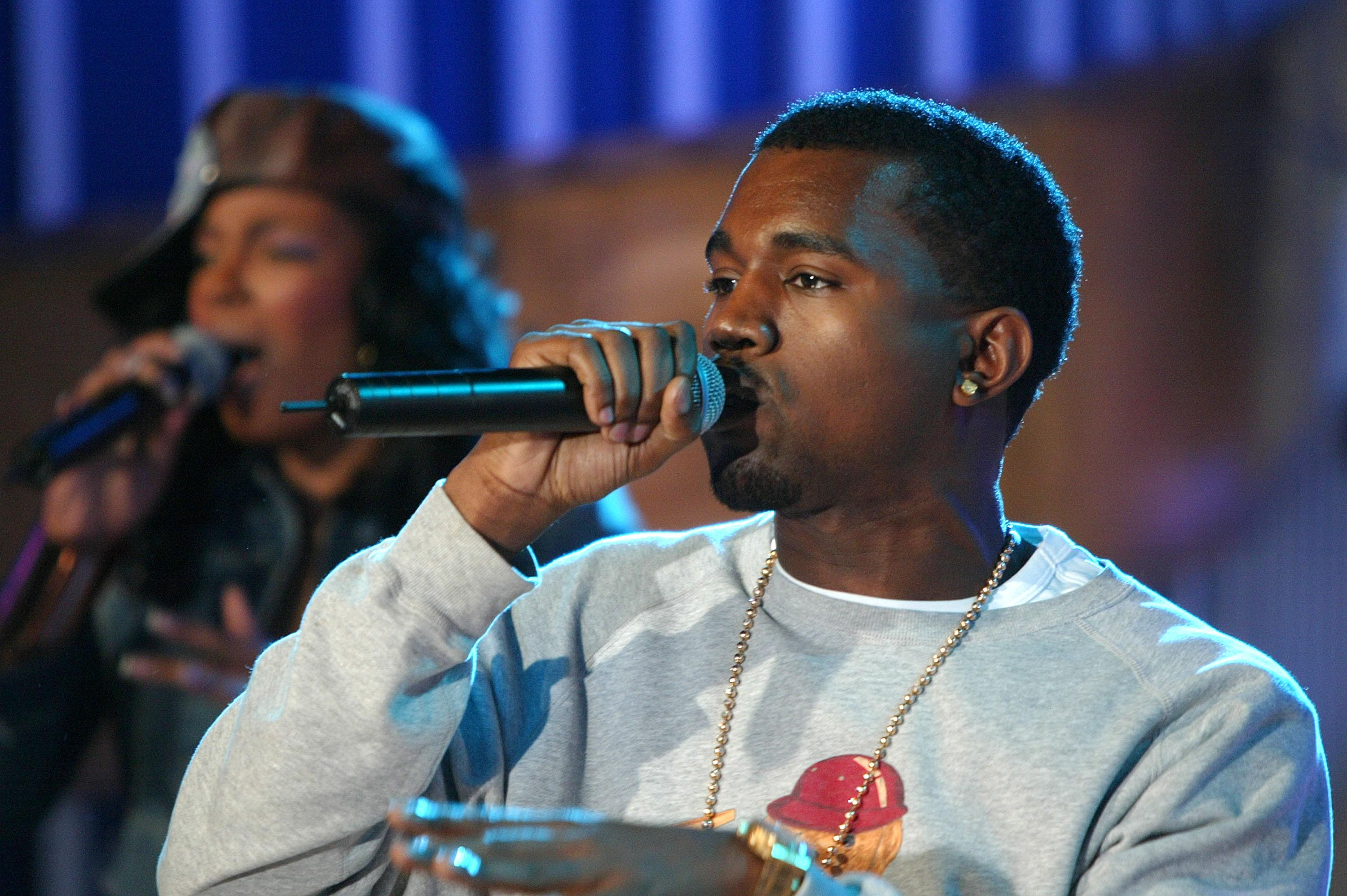 Def Jam Pulls Kanye West's The College Dropout From Apple Music