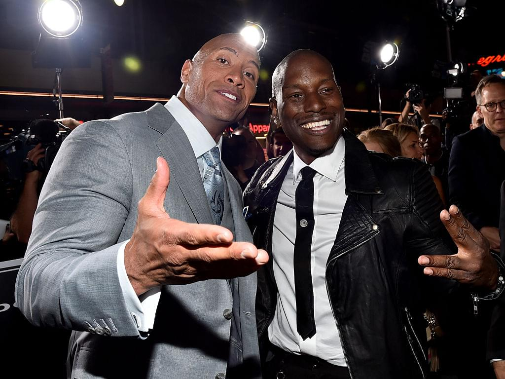 Tyrese Says He Wants To Sit Down With The Rock To Work Out Issue
