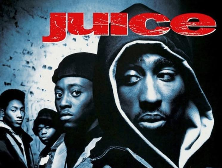 """Omar Epps Talks Improvising Lines On The Set Of """"Juice"""" With Tupac"""