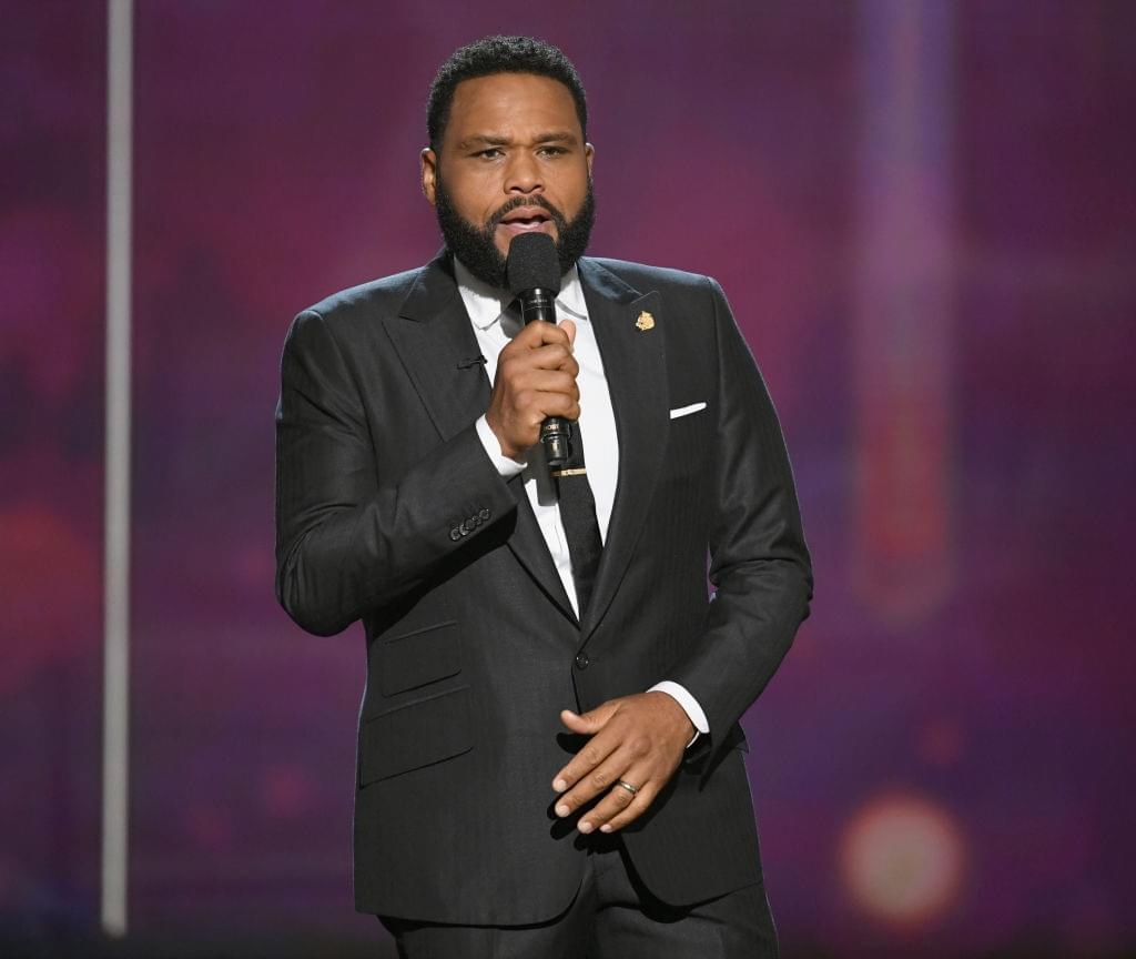 Anthony Anderson Accused Of Assault, He Denies It