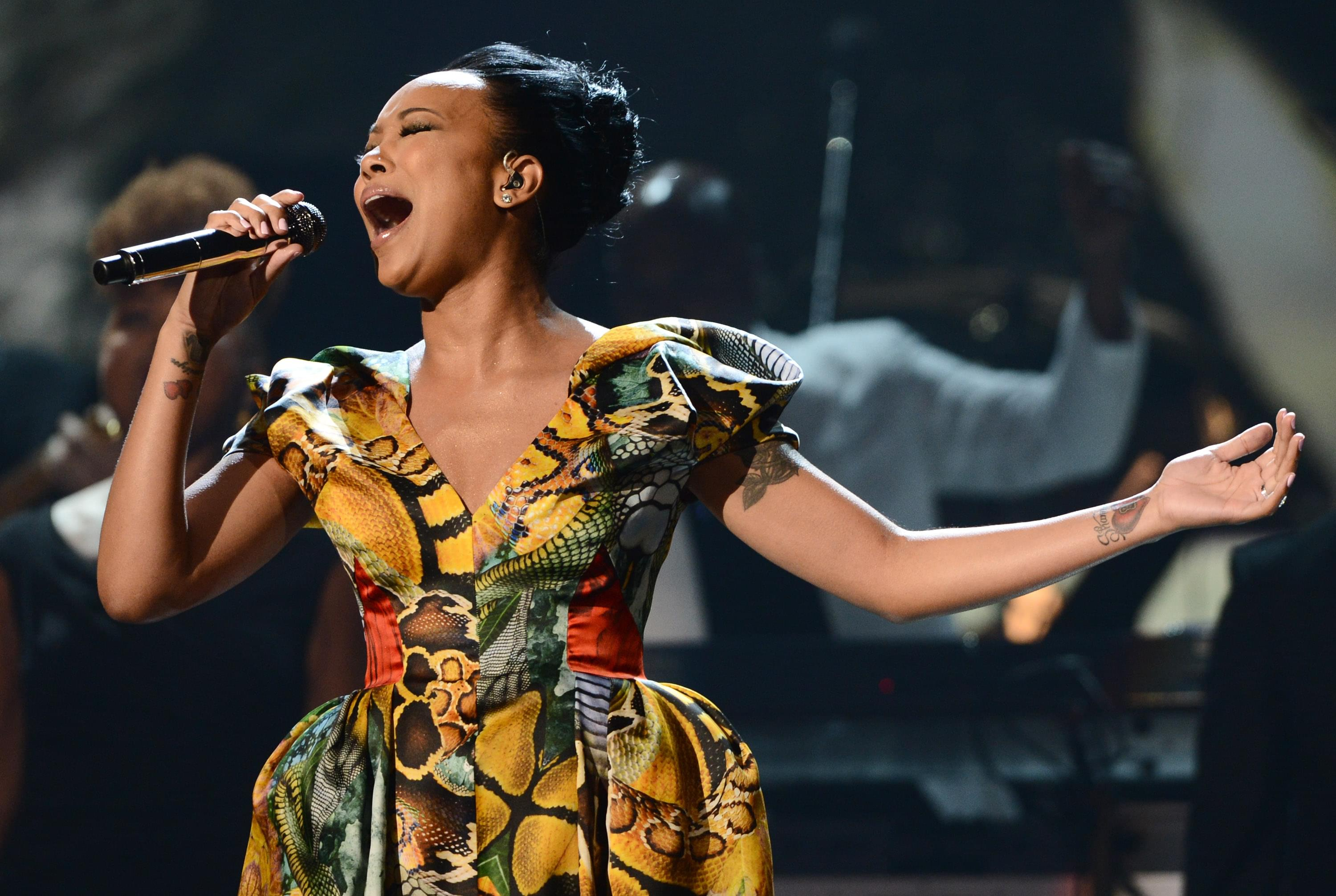 Monica Shouted Out Brandy, Calls For Unity