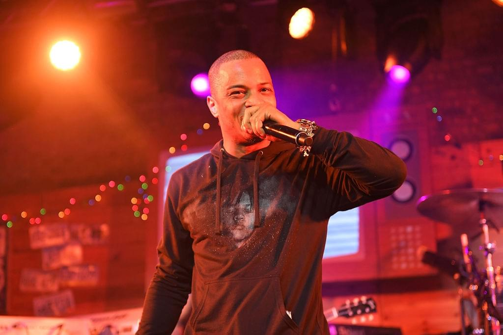 """T.I. Says He Coined The Term """"Trap Music,"""" Says He's Not The Founder"""