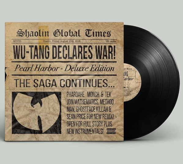 Wu-Tang Clan Reveal New LP Cover Art & Release Date, Tease Anniversary Tour