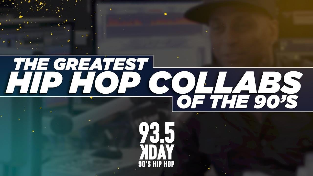 Romeo, Noah Ayala, KDAY Fam Name The Greatest Hip Hop Collabs Of The 90's [WATCH]