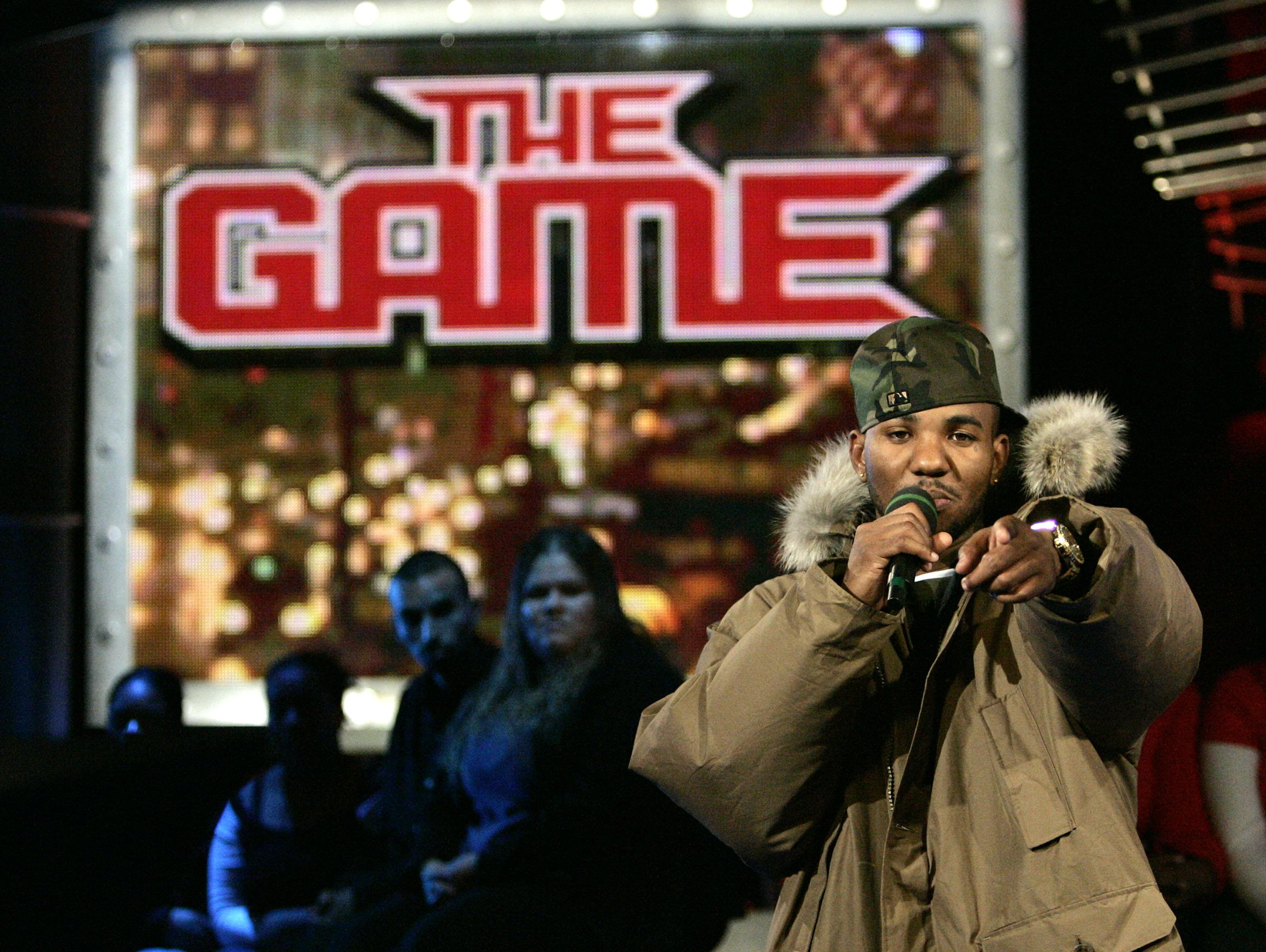 The Game's Daughter Is Impressed At The Fact He Once Spit 300 Bars