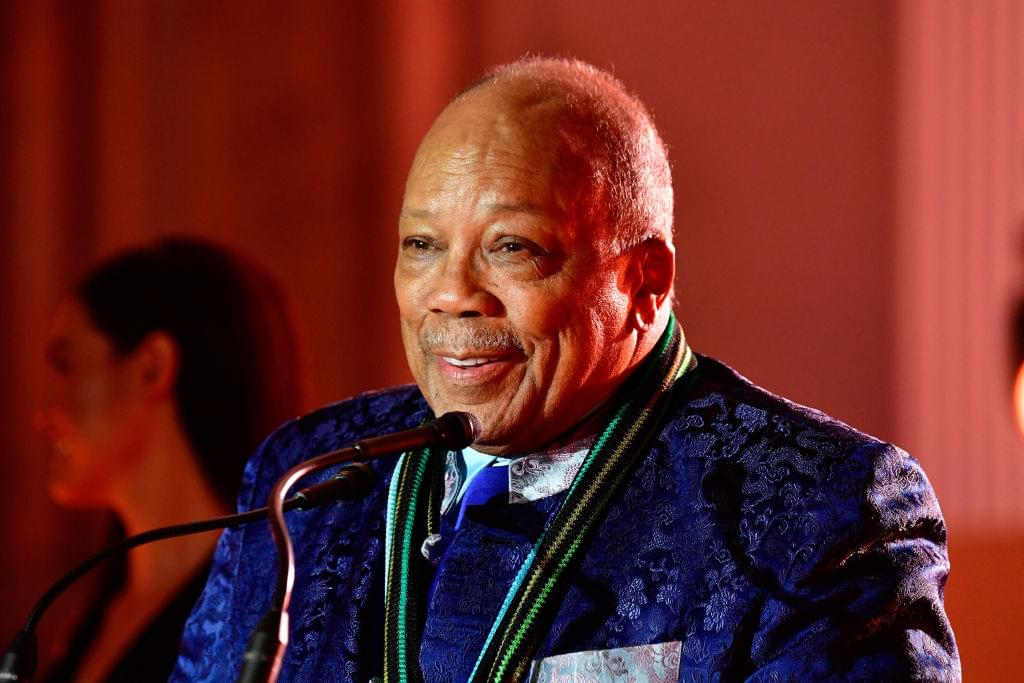 A Quincy Jones Documentary Is Heading To Netflix This Fall