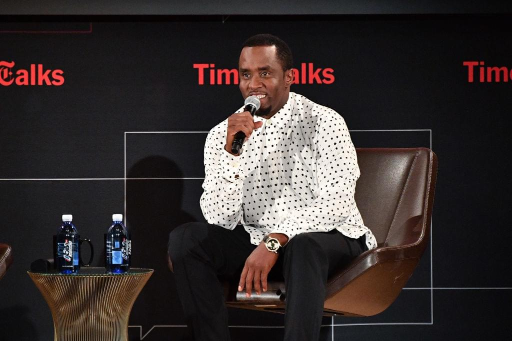Diddy Used To Milk Cows As A Kid In An Amish Farm