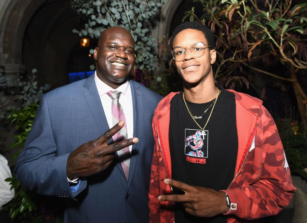Shaq's son Shareef O'Neal to play at UCLA