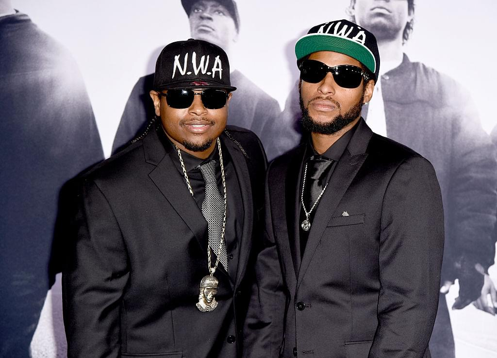 Eazy-E's Widow & Son Reportedly Settle Legal Battle Over N.W.A's Name