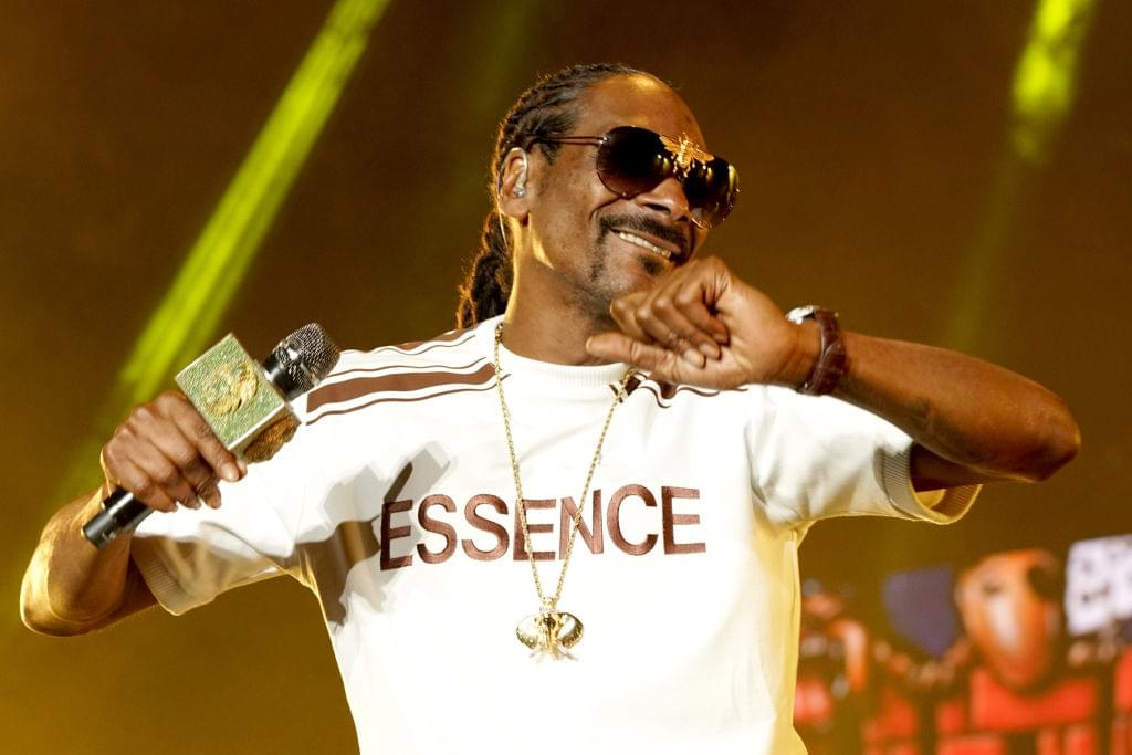 "Snoop Dogg Will Star In New Play ""Redemption Of A Dogg"""