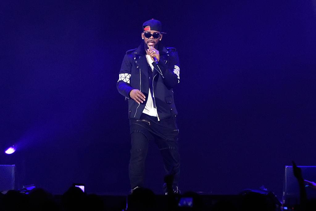 R. Kelly Accused Of Trashing Two Rented Atlanta Mansions