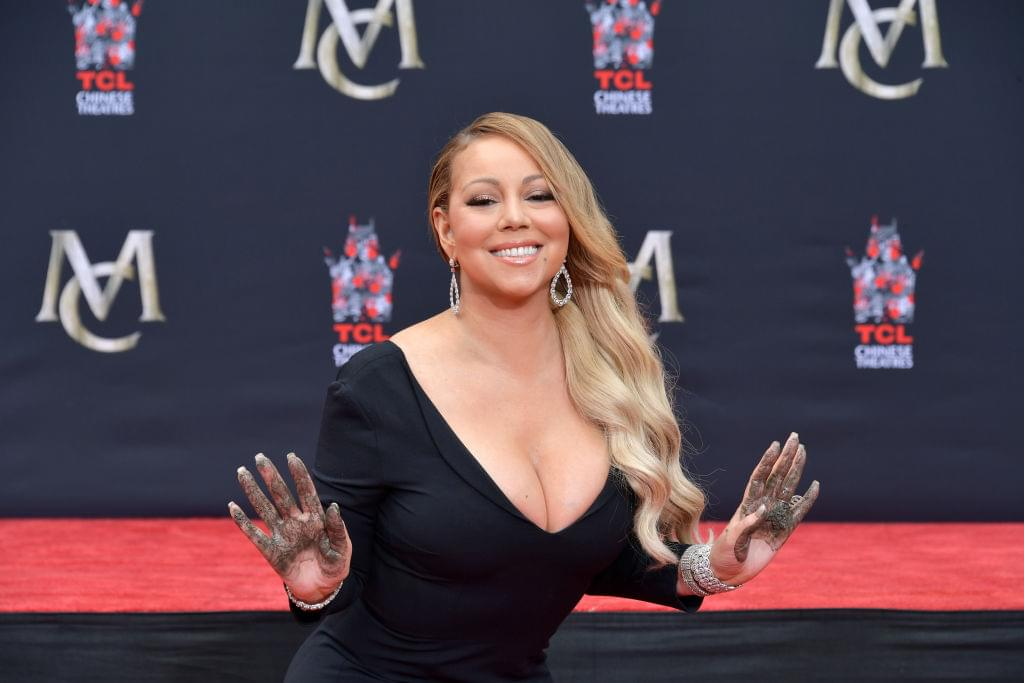 """Mariah Carey Says Her New Album Does Not Follow """"Anybody Else's Trends"""""""