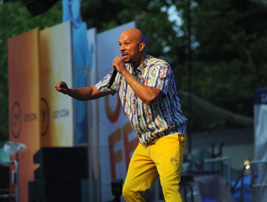 Common Set To Star In New Television Drama