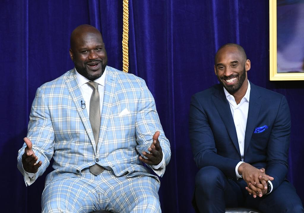 Kobe Bryant Offers To Train Shaq's Youngest Son