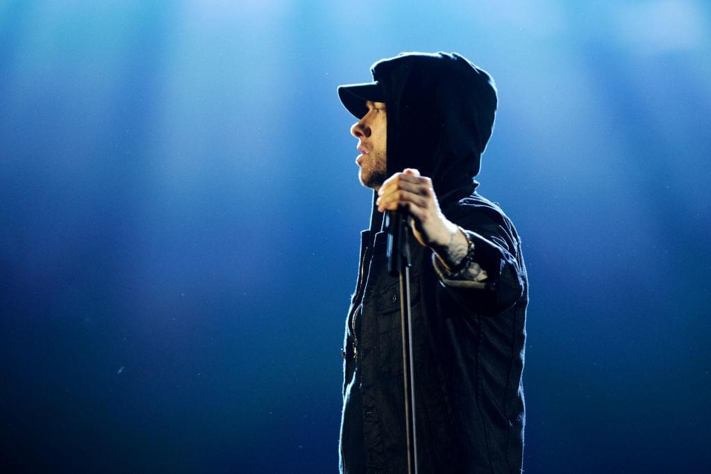 "Eminem's ""Kamikaze"" Album Is No. 1 On The Charts With 434,000 Sold"