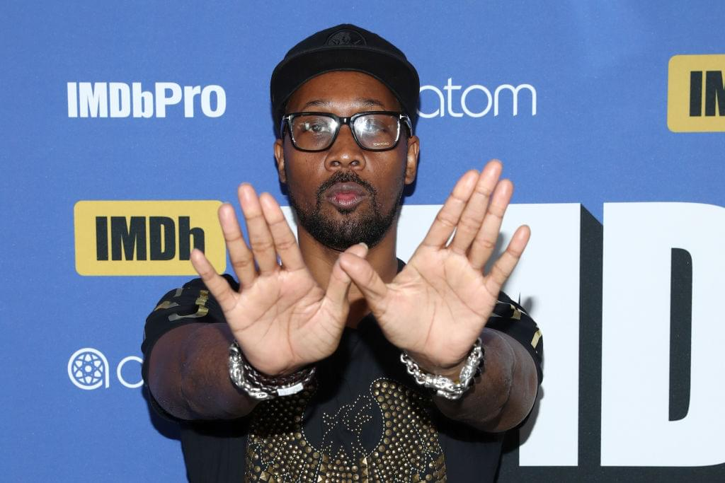 RZA Will Produce Ol' Dirty Bastard Biopic