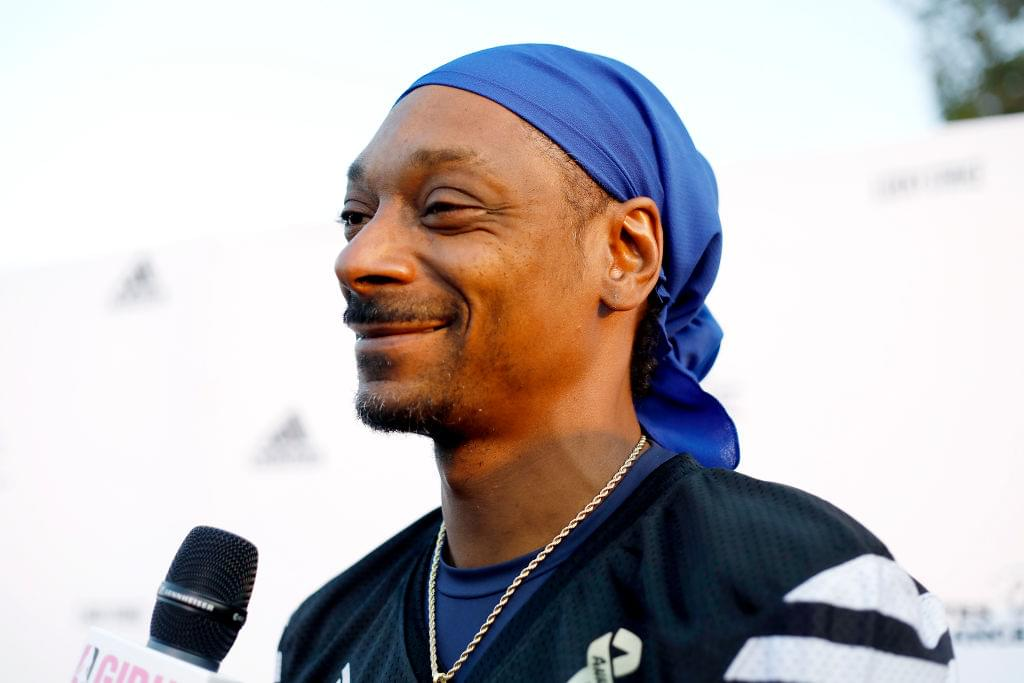 "Snoop Dogg To Star In Stoner Comedy ""The Beach Bum"""