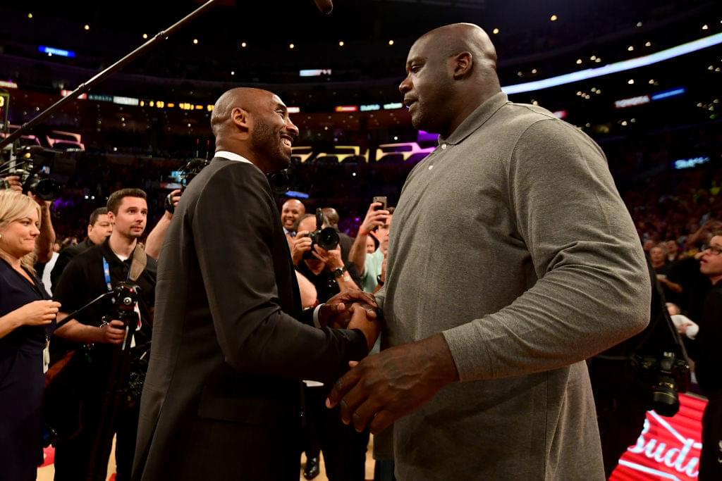 "Shaq on Kobe Bryant Returning To The NBA: ""[It] Would Be The Biggest Sports Announcement In History"""