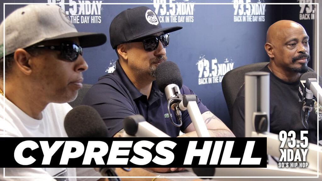 "Cypress Hill On Album ""Elephants on Acid"", Opinion On Colin Kaepernick, & Current State Of Hip Hop"