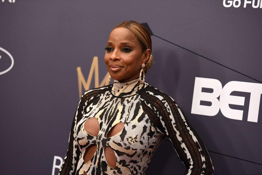 Mary J. Blige Sued For Reportedly Trashing LA Mansion