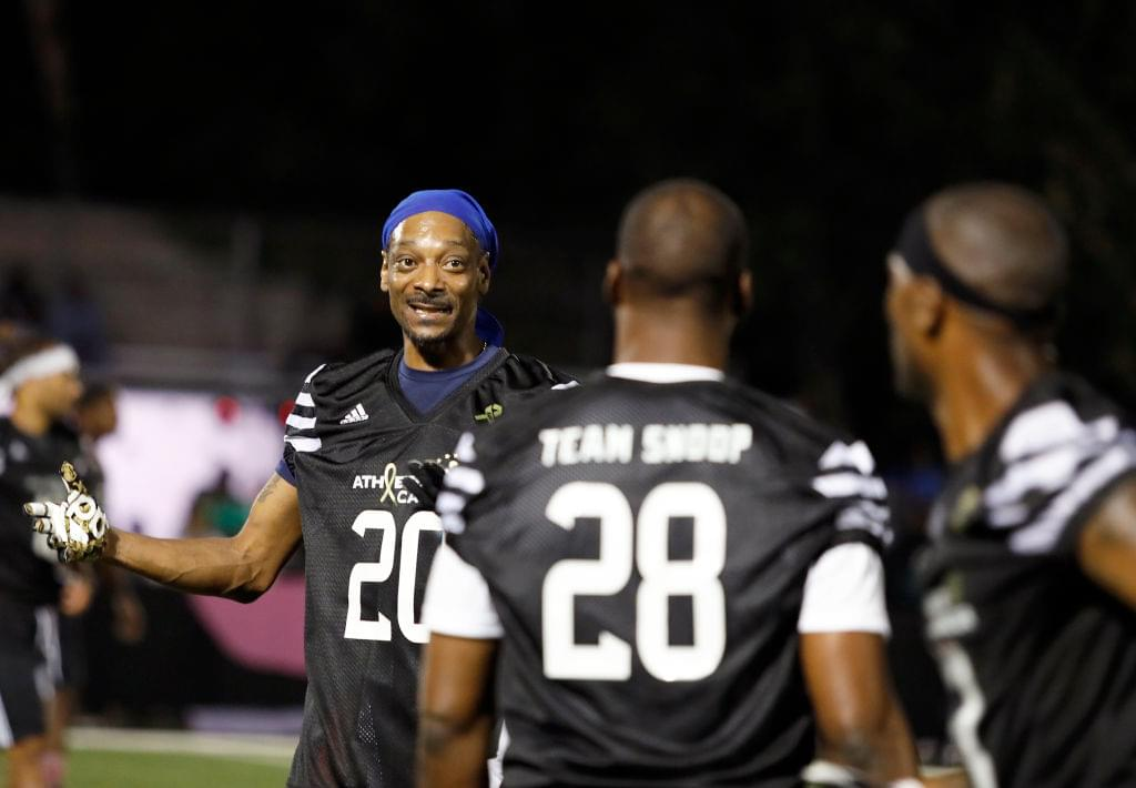 Snoop Dogg Proud Of His Son For Quitting Football After Studying Dangers Of The Sport