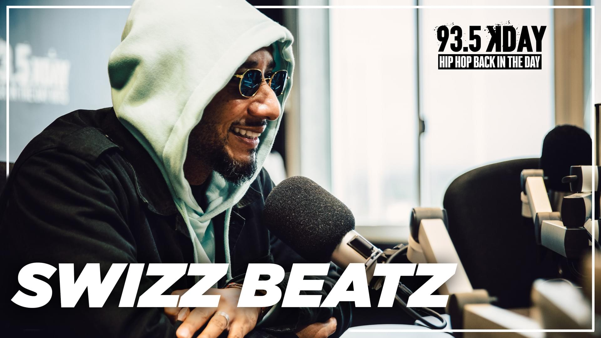 "Swizz Beatz On Meeting DMX, Producing ""Ruff Ryders' Anthem,"" New 'Poison' Album"