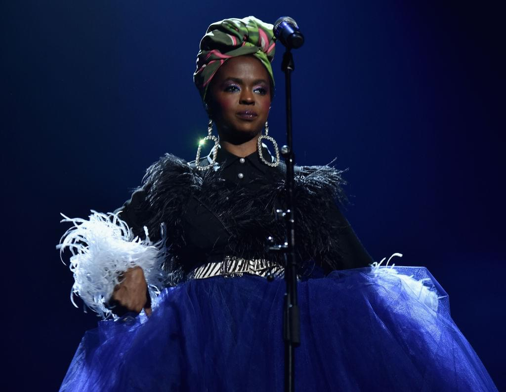 American Express Reportedly Sues Lauryn Hill For Nearly $400K