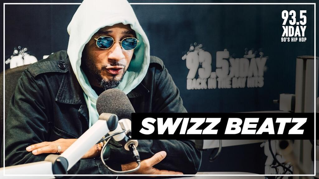 "Swizz Beatz Talks New Album ""Poison"", How To Collect Art, And Lil Wayne's New Single"