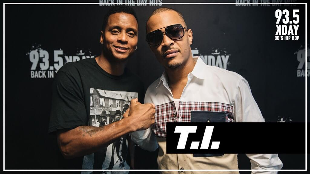 T.I.'s Stance On The NFL, New Movie w/ RZA, Relationship w/ Dave Chapelle