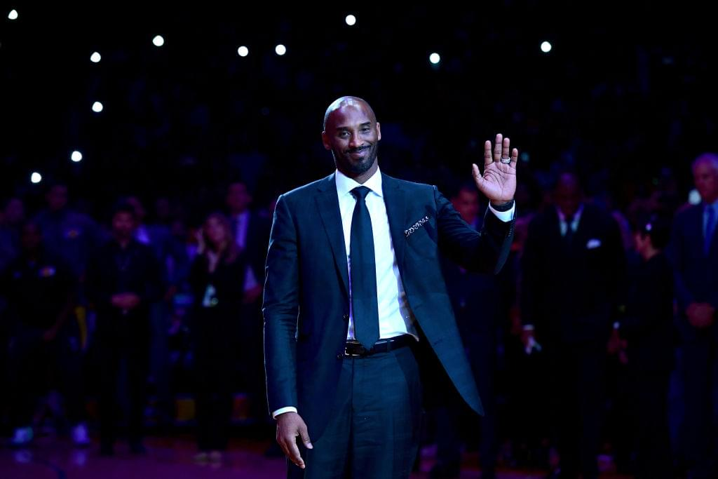 "Kobe Bryant Launches ""Art Of Sport"" Body Care Line For Athletes"