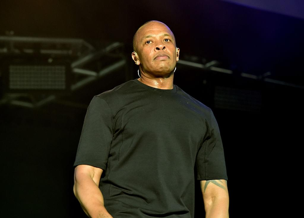 Dr. Dre Has Nothing To Say About Suge Knight's Sentencing
