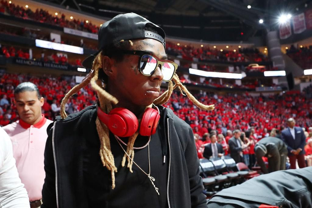 Lil Wayne Warns NBA Reporter To Keep His Name Out Of His Mouth