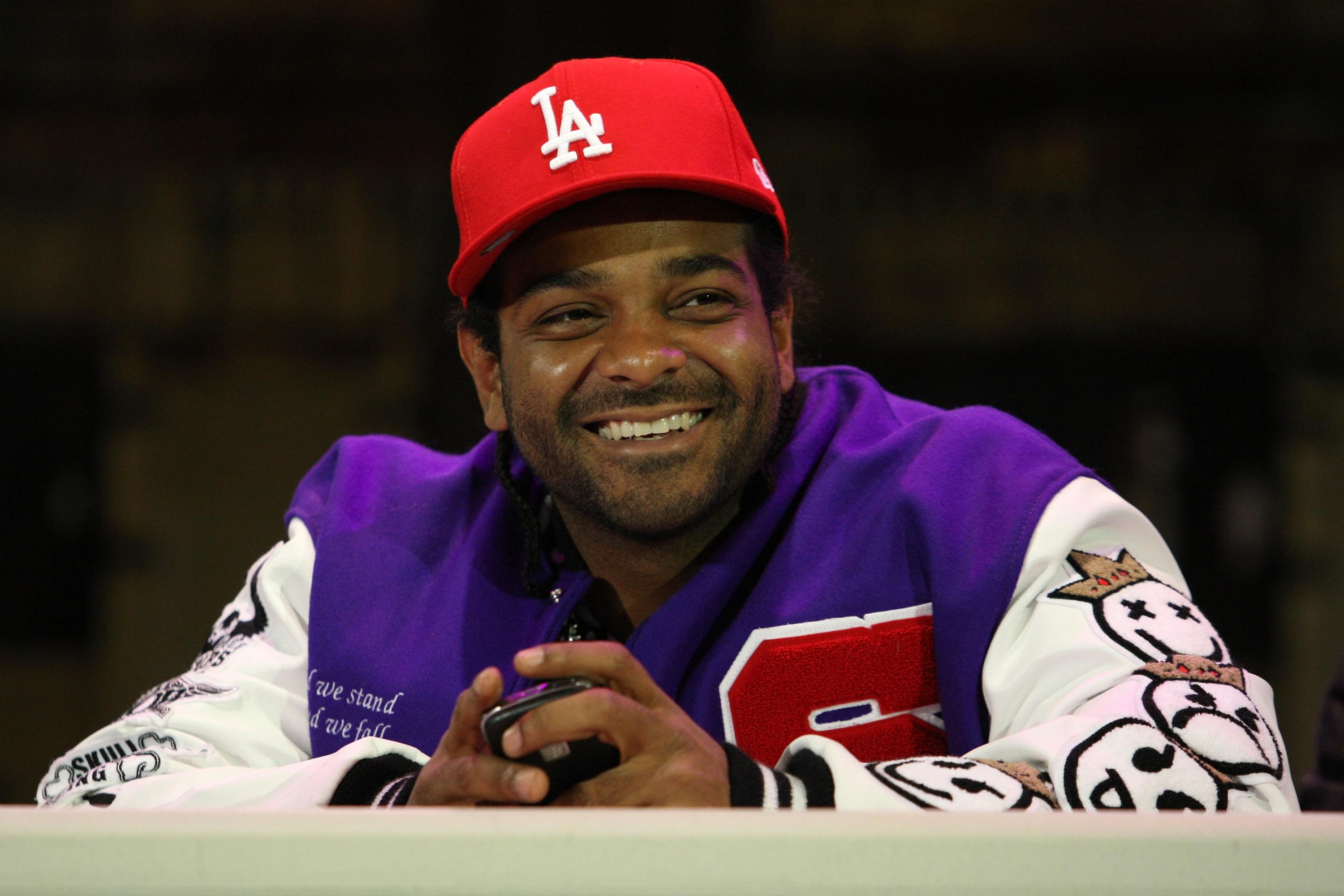 Jim Jones Hit With Five Felony Charges