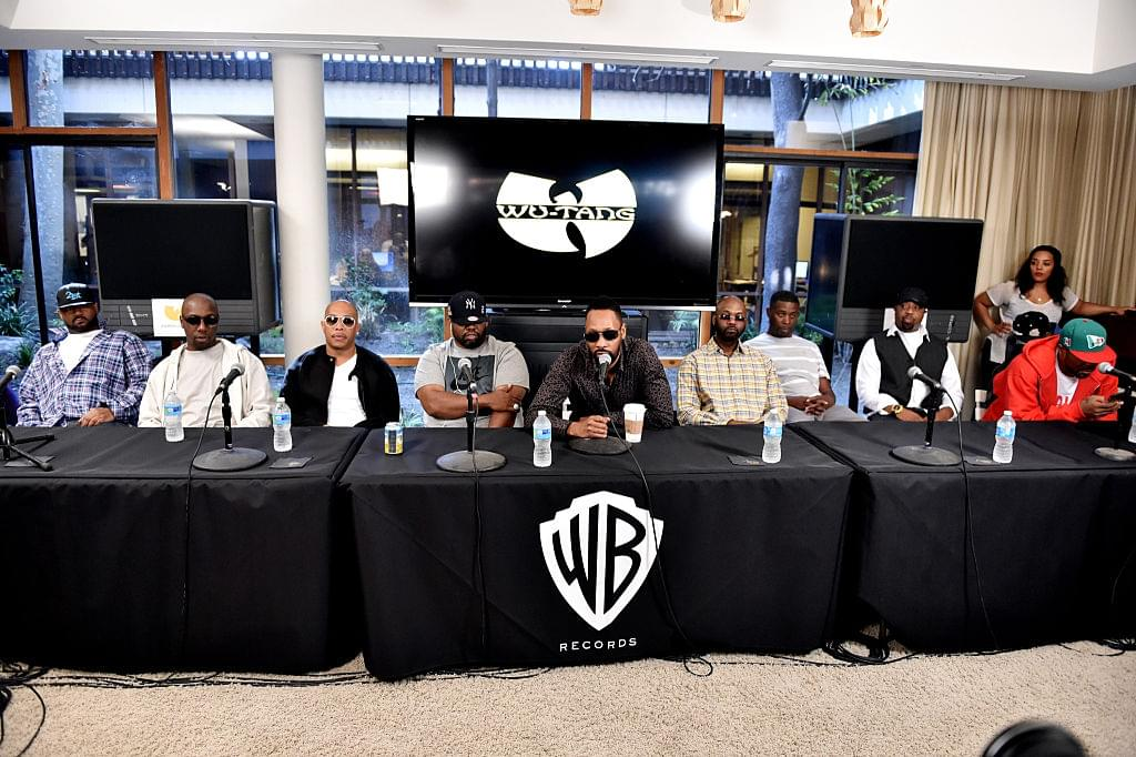 Wu-Tang Clan's Story To Be Told In Scripted Drama For Hulu