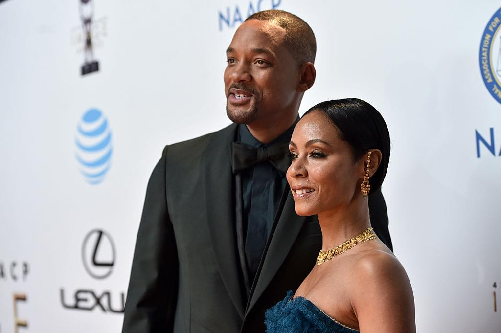 Will Smith On When Jada Pinkett Smith Cried For 45-Days Straight