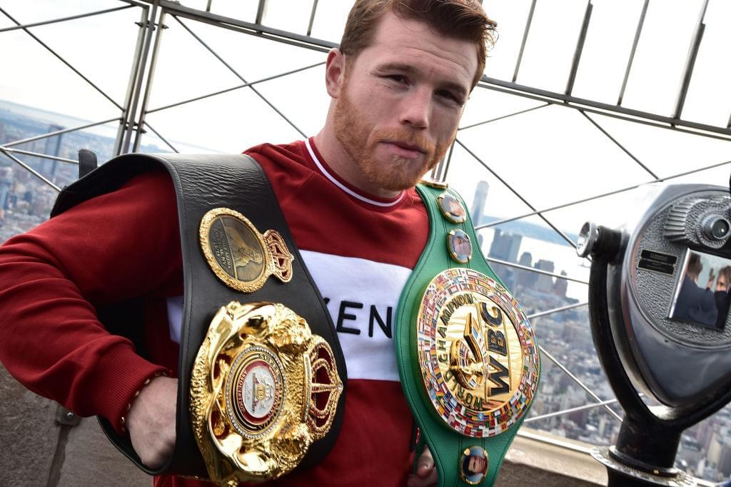 Canelo Alvarez Signs Richest Boxing Contract Ever