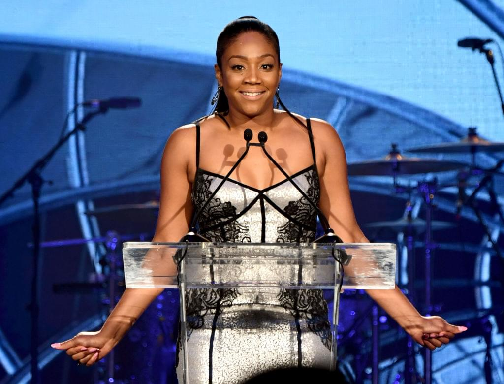 Tiffany Haddish Reportedly Working On A Rap Album