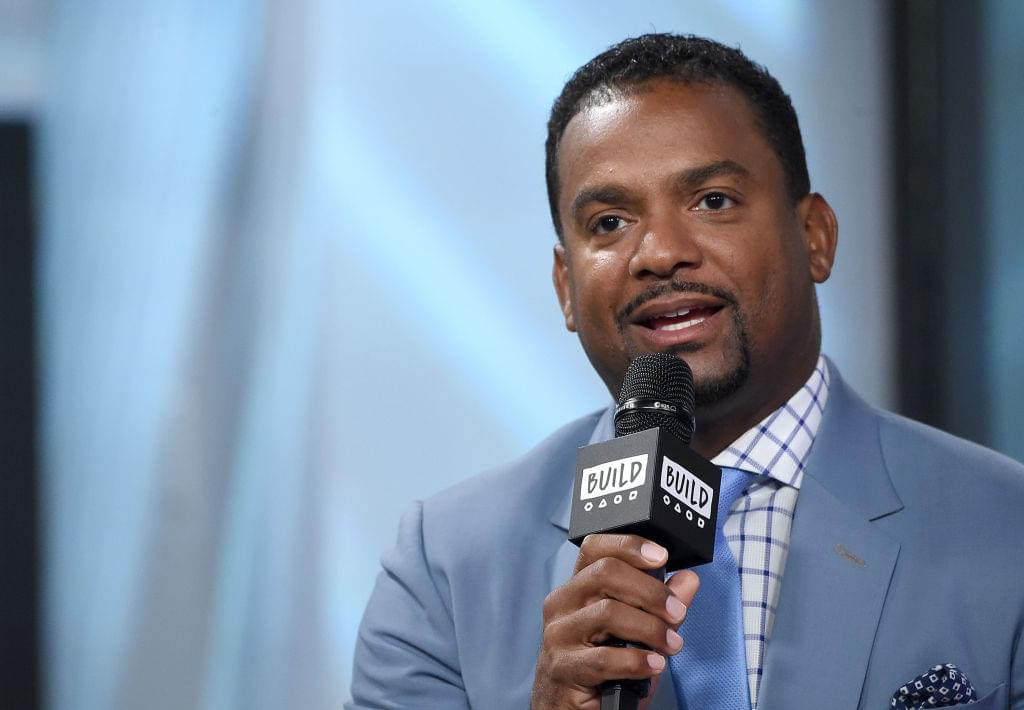 Alfonso Ribeiro Denies Going On A Date With Jada Pinkett Smith