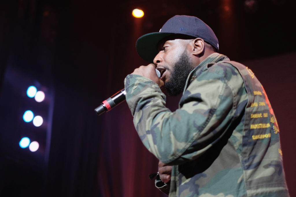 Talib Kweli Teases Collaborative Album With Kanye West